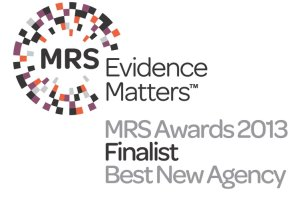 MRS Finalist Best New Agency 2013