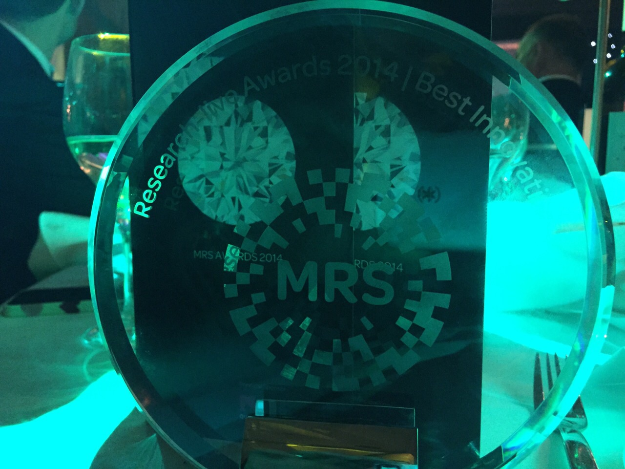 MRS Awards 2014 Best Innovation