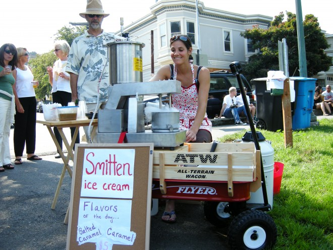 Innovative ice cream - Smitten