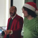 Surprise Santa Grams!